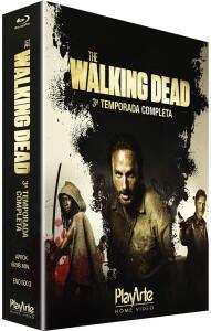 [PRIME] The Walking Dead 3A Temp - Blu-Ray (4 Discos)