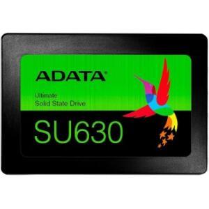 SSD Adata SU630, 480GB, Sata III, Leitura 520MBs e Gravação 450MBs, ASU630SS-480GQ-R