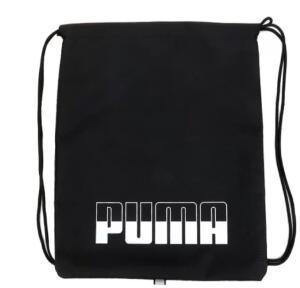 [APP] Sacola Puma Plus Gym Sack II - Preto | R$ 30
