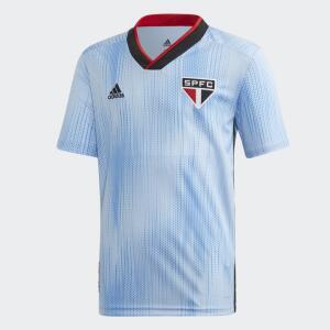 CAMISA SÃO PAULO FC 3 INFANTIL | R$ 80