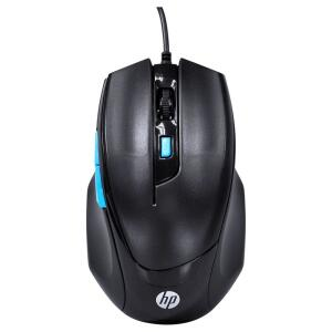 (Prime) Mouse Gamer Usb Hp M150 Black 1600 Dpi