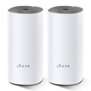 Roteador Wireless Sistema Wi-Fi Mesh em Toda a Casa AC1200 Deco E4 Tp LinkCX 2 UN
