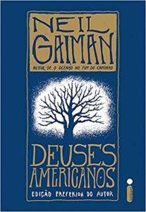 Frete Prime Livro Deuses Americanos (American Gods)