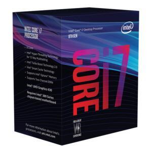 Processador Intel Core i7 9700F | R$ 1.900