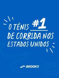 30% OFF TÊNIS BROOKS NA CENTAURO