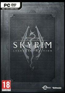 [PC] Skyrim Legendary Edition | R$42