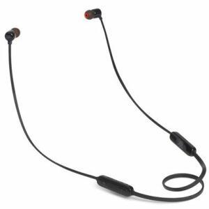 Fone de Ouvido JBL T110, Bluetooth, In Ear, Preto | R$119