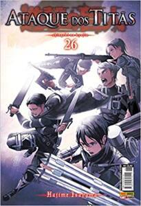 [PRIME] Livro: Ataque dos Titãs - Volume 26 | R$7