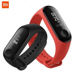 Smartband Xiaomi Mi Band 3 R$98