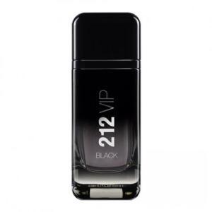 212 Vip Black Carolina Herrera 200ML - Perfume Masculino Eau de Parfum