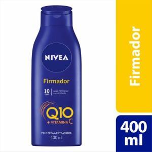 Loção Hidratante Firmadora Nivea Q10 + Vitamina C 400ml