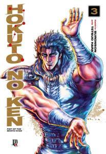 Hokuto No Ken - Fist of the North Star - Vol. 3   R$ 20