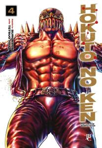 Hokuto No Ken - Fist of the North Star - Vol. 4   R$ 23