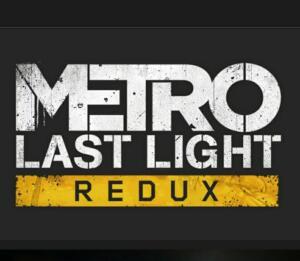Jogo Metro: Last Light Redux - PC | R$10
