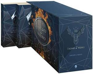 [Pré-venda] Box Trono de Vidro | Prime - R$ 349