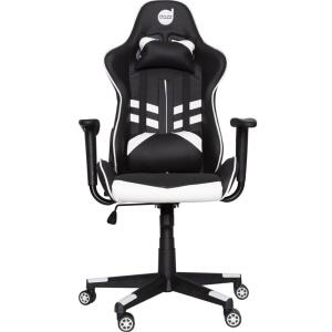 Cadeira Gamer DAZZ Prime-X Preta/Branco | R$ 700
