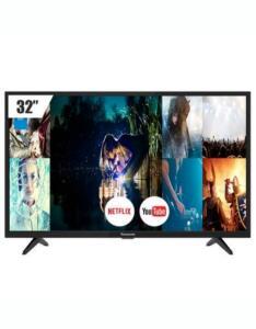 Smart TV LED 32´ Panasonic, 2 HDMI, USB, Wi-Fi - TC-32FS500B   R$800