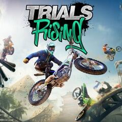 Trials Rising - R$24