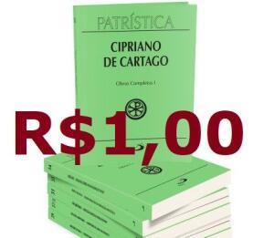 EBOOKs da coleção Patrística por R$1