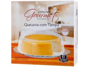 Queijeira de Vidrocom Tampa Ruvolo - New Gourmet
