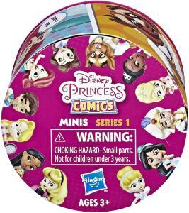 Boneca Princesa Hasbro, Disney Princess, Comics Surpresa, Multicor R$ 38