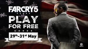 Jogue o FDS de graca FarCry 5 !!!