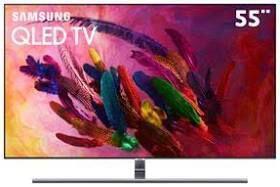 Smart TV QLED 55 UHD 4K Samsung QN55Q7FN | R$3.799
