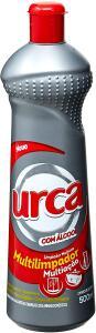 [2,68] Urca, Multi Limpador com álcool 500 ml   R$3