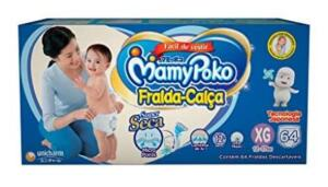 Fralda-Calça MamyPoko R$80