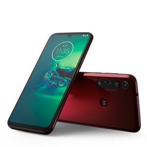 """Motorola G8 Plus 64GB 4G - 4GB RAM Tela 6,3"""" Câm. 48 MP (Quad-Pixel)* + 5 MP + 16 MP + Foco a laser R$1.499"""