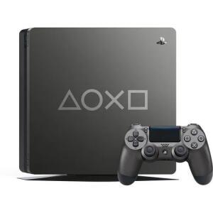 Console Playstation 4 1TB + Controle Wireless DualShock 4 - Edição Limitada Days Of Play | R$ 2100
