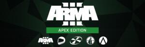Arma 3 Apex Edition + DLCS | R$48