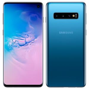 "Galaxy S10, Dual Chip, AZUL OU PRETO, Tela 6.1"" 128GB | R$2.609"