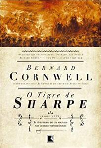 As Aventuras de Sharpe: O tigre de Sharpe (Vol.1) - Bernard Cornwell