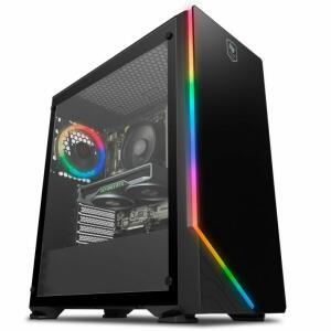 Computador Pichau Gamer, Ryzen 5 3500X, RTX 2060 6GB, 16GB DDR4, SSD 480gb | R$5.400