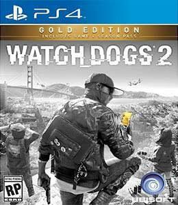 Jogo Watch Dogs 2 - Gold Edition | R$48