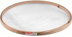 [PRIME] Peneira aro de madeira 60cm | R$19