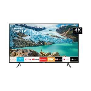 Smart TV LED 55'' UHD 4K Samsung 55RU7100 | R$2.156