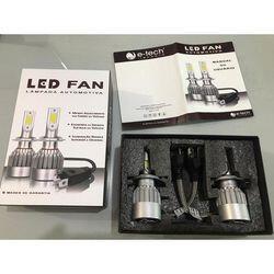 Kit Lampada LED H4 40W 8000k
