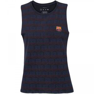 [APP] Camiseta Regata Barcelona Sublimada - Feminina