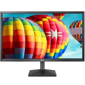 Monitor LG LED 23.8´ Widescreen, Full HD, IPS, HDMI, 75Hz, 5ms - 24MK430H    R$ 639