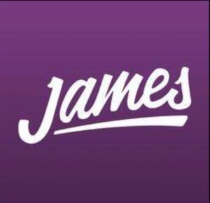 R$5 OFF em entregas no James Delivery
