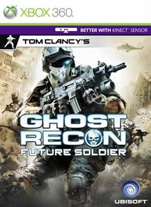 [Live Gold] Jogo Tom Clancy's Ghost Recon: Future Soldier - Xbox 360
