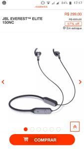 Headphone ANC JBL