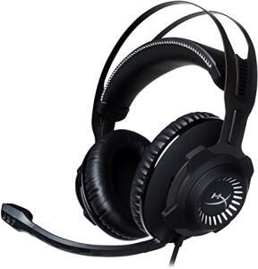 HyperX Gaming Headset Cloud Revolver para PC e PS4 R$555