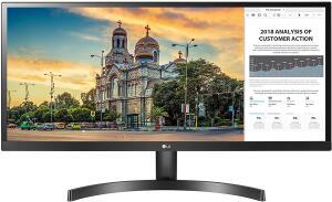 [PRIME] Monitor Ultrawide LG 29WK500 | R$1.491