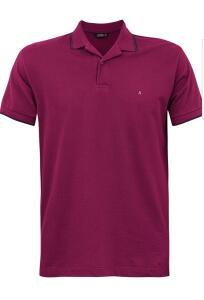 [PRIME] Camisa Polo listras na gola, Aramis, Masculino | R$100