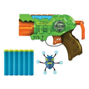 Lançador de Dardo Attack Predator 6 Dardos Candide R$ 36