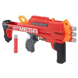 Lança Dardos - Nerf - Accustrike Mega Bulldog - Hasbro R$ 95