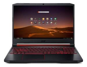 12x sem juros Notebook Gamer Acer An515-54-58cl Ci5 8gb 1tb 128gb Gtx1650